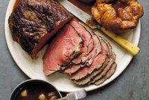 Roast that Beef! / Tasty recipes where beef gets roasted