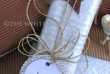 Wrap it up/Gifts/Favors / by Michele Alexander