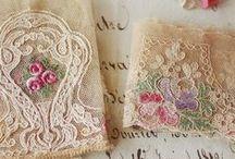 Lace, Linen, & Cotton