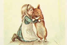 Tasha Tudor illustrations