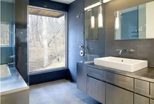 DC Spaces | Master Bath / Nothing says DC power player like a master bath.