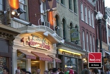 Georgetown / Want to know what it is like to live in Georgetown, DC. Experience it here...