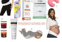 Pregnancy stuffs  / by Hailey Mccraw