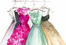 Lovely Gowns / by Veronica Walker