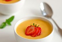 Food - chilled soups / by Aleta Murray