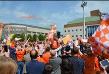 Luton Town FC Champions Parade 2014