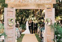 {Rustic•vintage}Wedding / by Hannah L. Parker