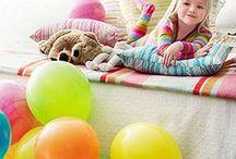 Birthday Ideas / by Jenelle Rawlins