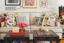 Dreaming of a dream house / My inner interior decorator  / by Linda Harmon