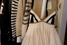 Clothes / Women's clothes, sweaters, nautical, preppy, fall outfits, jackets, coats / by Kelly Okamura