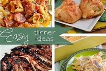 Recipes/Cooking / by Mary Beth Bouvier