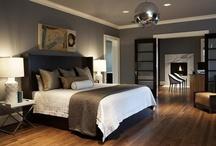 shades of grey/bedroom