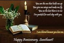 Anniversary eCards / Wish a couple on their anniversary with beautiful ecards. http://www.123greetings.com/anniversary/
