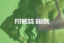 Fitness Guide / Workouts, exercise moves, and more. / by Health & Weight Loss w/ Lose It!