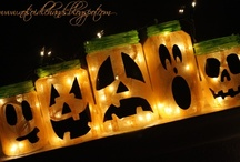 Boo! / Halloween ideas and inspiration.