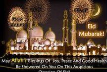 Eid ul-Fitr / Eid ul-Fitr Ecards | Islam | Mslim |  http://www.123greetings.com/events/eid_ul_fitr/ / by 123Greetings Ecards