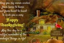 Thanksgiving / http://www.123greetings.com/events/thanksgiving/ / by 123Greetings Ecards