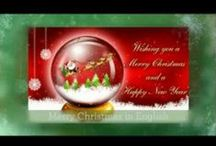 Christmas Around the World / Christmas is here and it's time for celebration! People all over the world get into the merry-making mood and celebrate the spirit of the holy birth of Jesus Christ.