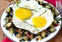 Recipes: Breakfast / by Jenelle Rawlins