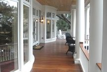 Porch & Patio Obsession / The best conversations begin on the porch or patio  / by Kay Hires Bronson