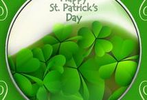 St. Patrick's Day / St. Patrick's Day is here! It's time once again to go green, spread Irish cheer and wish a whole lot of luck! Say it with 123G: http://www.123greetings.com/events/saint_patricks_day/
