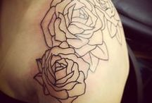 Ink / designs and placement / by Gabi Harris