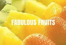 Fabulous Fruits | Lose It! / by Health & Weight Loss w/ Lose It!