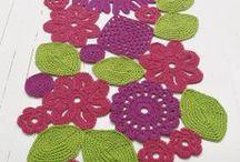 Tejer (knit) / Creación de crochet y palillo. / by Nanda Sotomayor