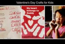 Valentine's Day / All things Valentines! Valentine's crafts, diy, recipes and so much more.