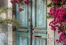 I A Door You