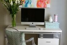 Inspired Living Space / Inspirational interiors, DIY lowcost decorating, and colorful textiles.  / by Shelby Jackson