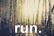 RUN! / by Chrystal Osterback