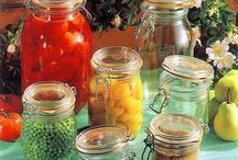Le Parfait Jars / Ever wondered just what to do with your quality Le Parfait Jars