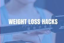 Weight Loss Hacks / Best practices for losing weight and keeping it off! #weightloss #loseweight #loseit