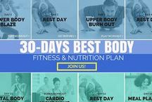 #30DaysBestBody / All about the Lose It! 30 Days Best Body Program! A full plan of workouts, success tips, and meals to get you healthy in just 30 days.  / by Health & Weight Loss w/ Lose It!