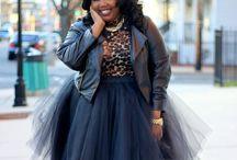 Fat Fabulous / Plus Size Fashion