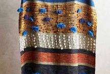 · Textiles · / Ditte Maigaard textile inspiration