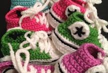crochet & knitting / by Elika Purry