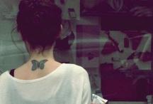 Self Expresssion: Body Art / Tattoos I love  / by Tori Blanton