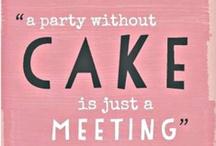 Sweet Art / Cakes and cupcakes. / by Nelda Rocha