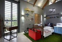 Kids rooms / by SA Home Owner Magazine