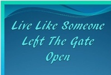 Live Like Someone Left The Gate Open Book / Author of LiveLikeSomeoneLeftTheGateOpen.com, a book of Mormon Lesbian Poetry. Born full of potential in Utah, Kim roamed the world seeing it thru generations of Mormon pioneers before graduating (BSc in Zoology) Brigham Young University '82 and a PhD in Integrative Medicine '96. She came out to herself & her family after a mission for the Church of Jesus Christ of Latter Day Saints in Tokyo, Japan. Published work in Guide To Gracious Lesbian Living (1988) & Hot Summer Nights (2012).