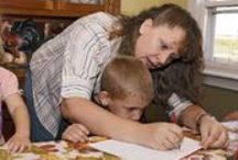 For the Mama: Homeschooling / by Deanna Buoniconti