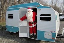 Christmas Camping / We wish you a relaxed and safe Christmas and New Year with your loved ones.