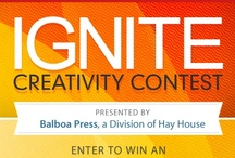 Ignite Creativity: A Writer's Motivation / Ignite Creativity: A Writer's Motivation I'm entering the #BalboaPress #IgniteCreativity Contest for a chance to win an I Can Do It! IGNITE - San Jose event pass!  I want to ignite people with Brain Health with my new book Parkinson's Disease? Walk Better, Sleep Deeper and Move Consciously, Solutions from the Nature's Sensational Medicine Workbook by Kimberly Burnham, PhD, The Nerve Whisperer http://www.amazon.com/Parkinsons-Consciously-Solutions-Sensational-ebook/dp/B00AY5A20O