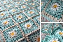 crotchet afghans and blankets / by Elika Purry