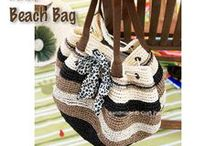 crotchet bags & totes / by Elika Purry