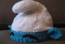 crotchet hats / by Elika Purry