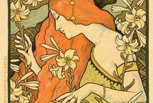 Art Nouveau / 1890-1910 / by Liam O'Neill