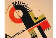 Bauhaus / 1919-1933 / by Liam O'Neill